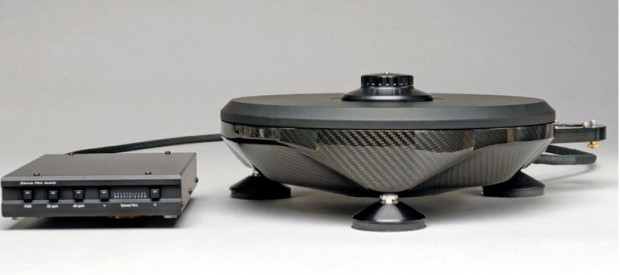 Grand Prix Audio Monaco Turntable review